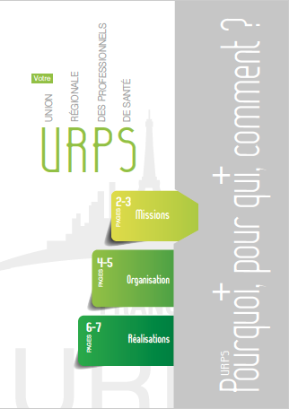 Guide URPS SEPTEMBRE 2015